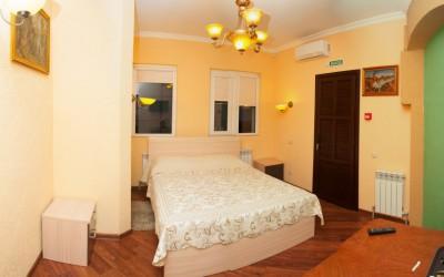 Двухместная комната De Luxe с верандой