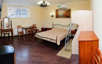 Семейная 4х - местная комната